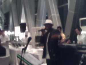 C. Abimanyu & The Maggiore feat. Keith Martin