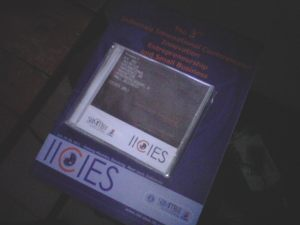 The 3rd IICIES book